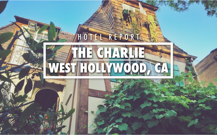The Charlie Hotel West Hollywood