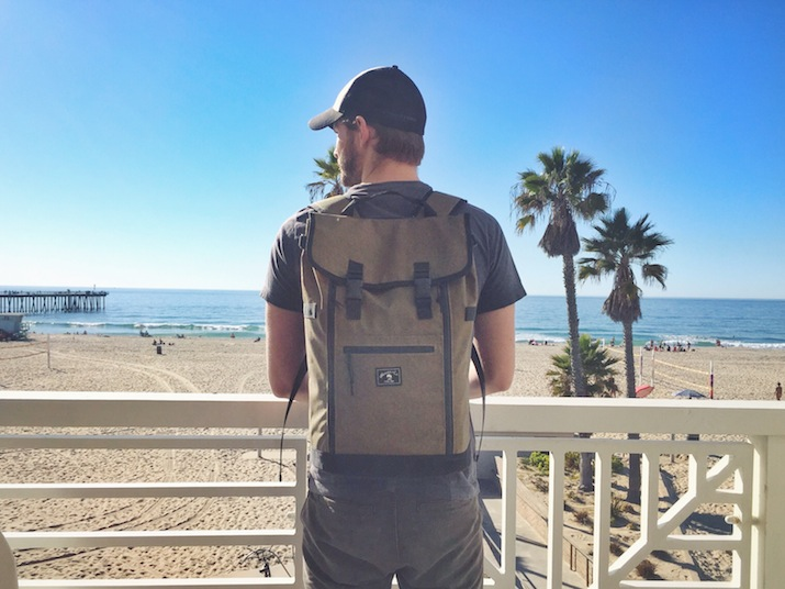 Wheelmen & Co Babylon Backpack