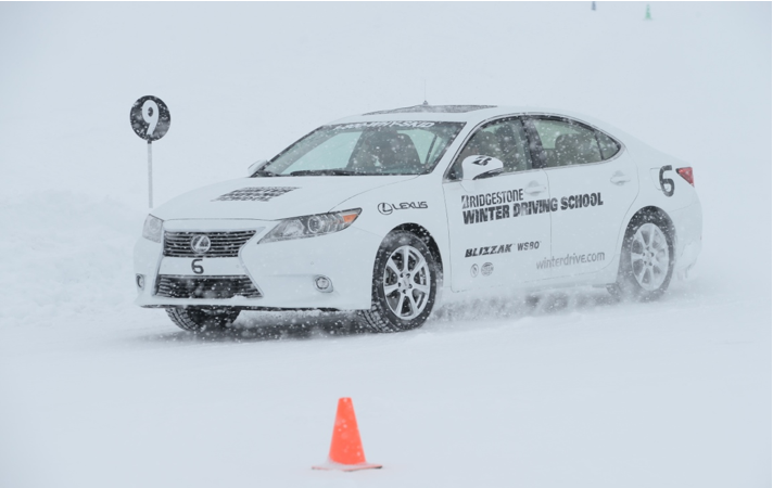 Best Ice Driving Courses