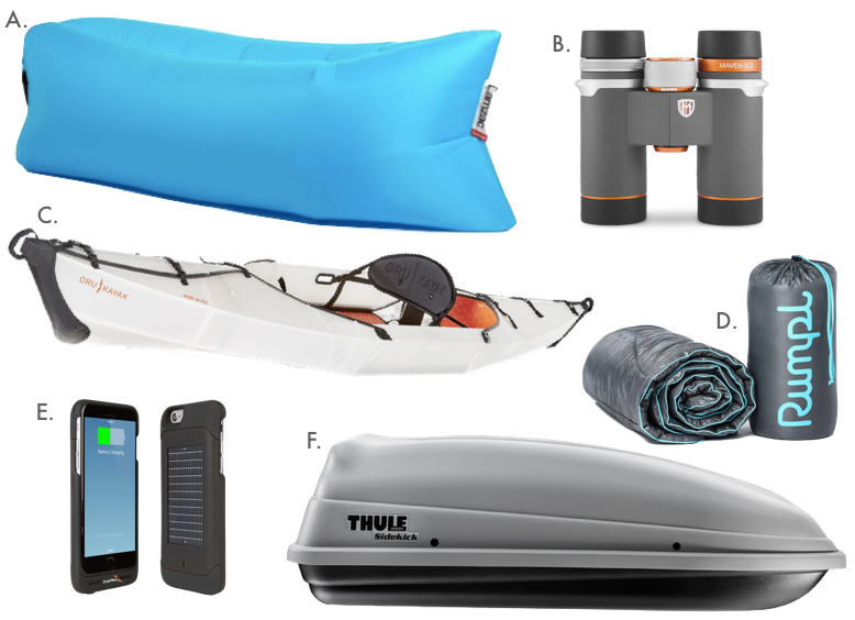Best Car Camping Gear