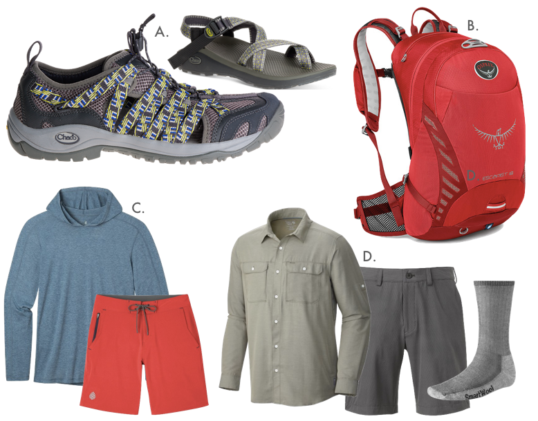 CLOTHING Best Car Camping Gear