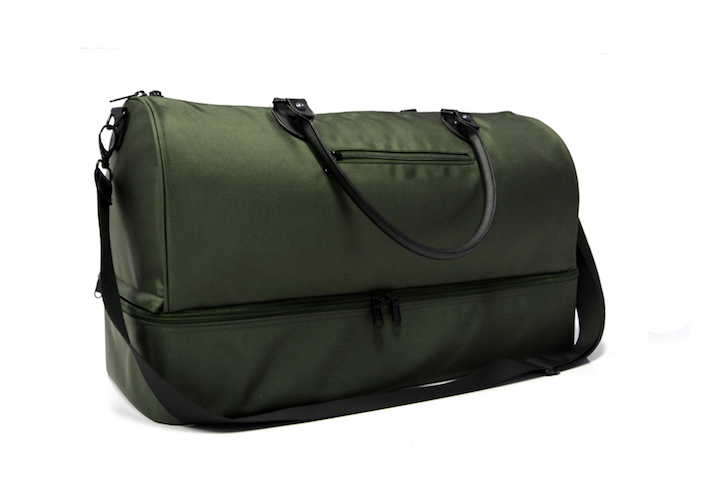 fund this now new north duffle bag now on kickstarter