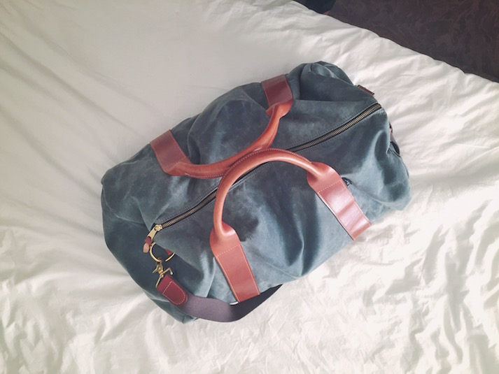 Owen & Fred Duffle Bag