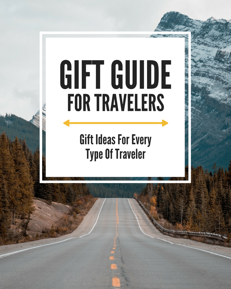 Travel Gift Ideas For Men and Women