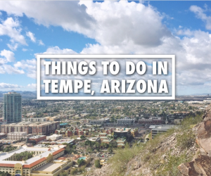Things to do in Tempe