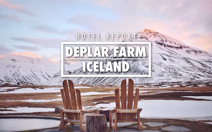Deplar Farm Iceland Review