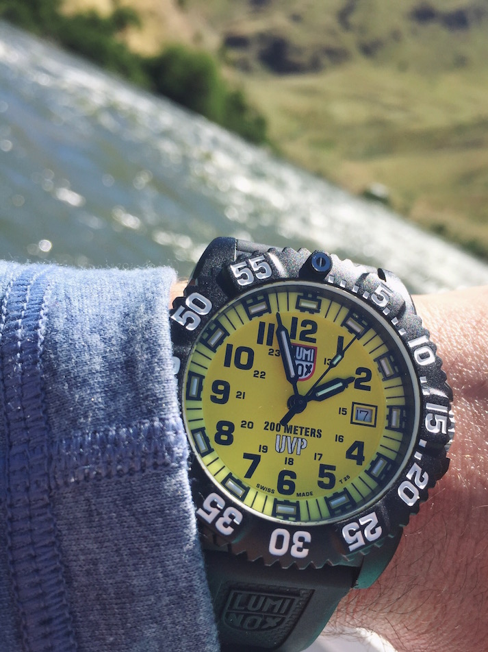 Luminox Navy Seal Colormark Review