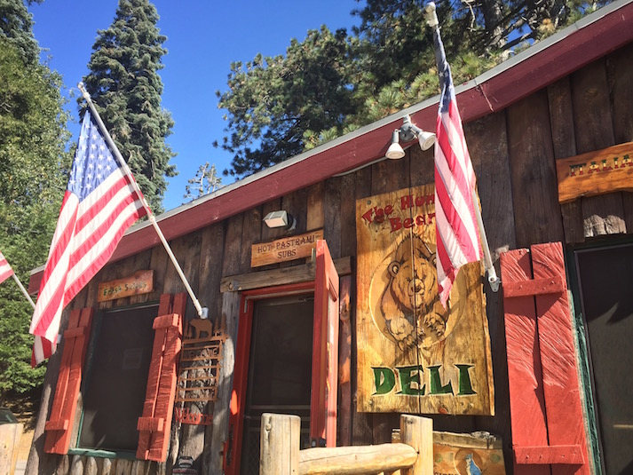 Hungry Bear Deli Near Lake Arrowhead