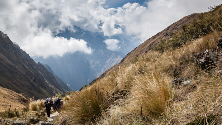 How To Hike Inca Trail