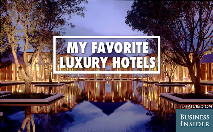 Worlds Best Luxury Hotels